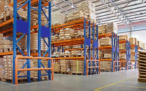 Sistema de Gestão ERP para Distribuição